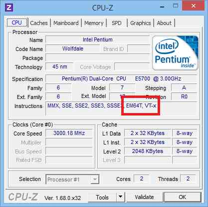 cpu window